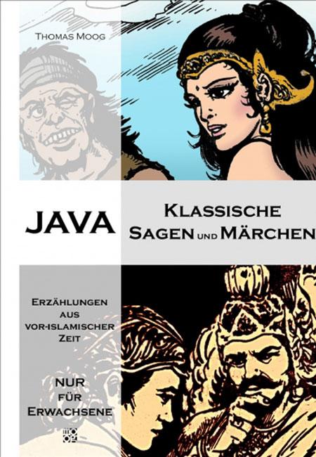 Java - Klassische Sagen und Märchen - von Thomas Moog erschienen im MAckinger Verlag