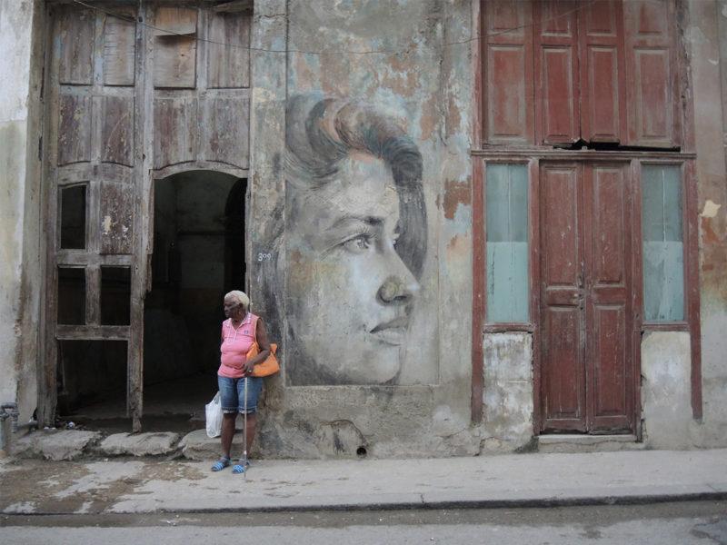Begegnung auf Kubanisch